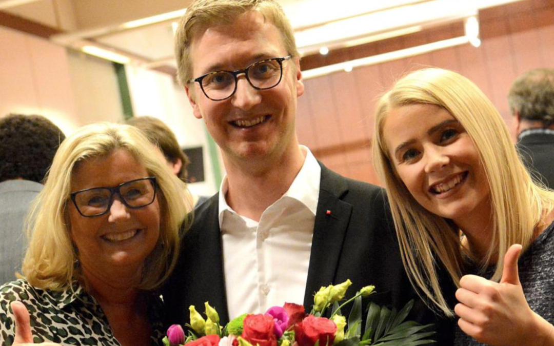 Sascha Karbowiak ist neuer Stadtverbandsvorsitzender in Neuss!